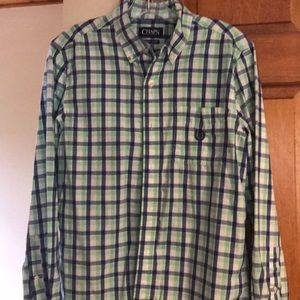 Long sleeve button down from Chaps
